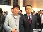 巴西展览~与中国驻圣保罗副总领事傅长华
